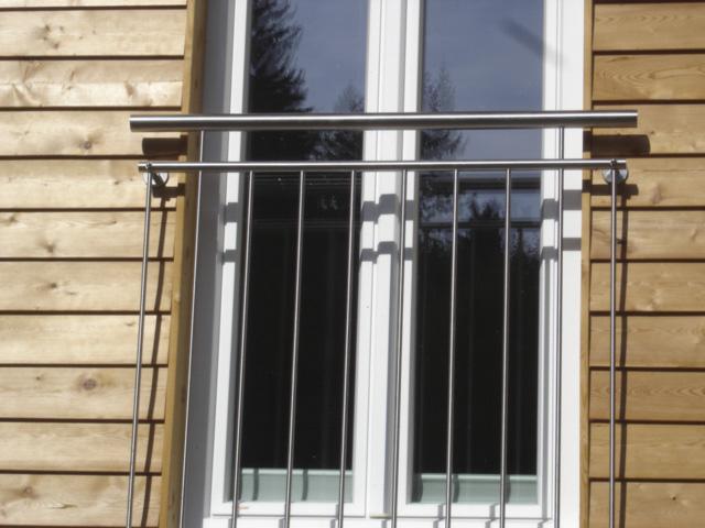 bayerwald edelstahl franz sischer balkon 22 bayerwald edelstahl. Black Bedroom Furniture Sets. Home Design Ideas